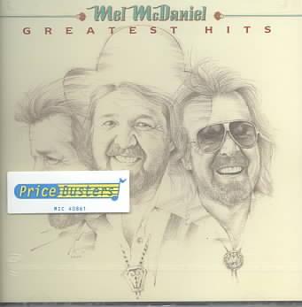 GREATEST HITS BY MCDANIEL,MEL (CD)