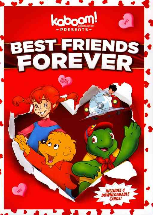 KABOOM:BEST FRIENDS FOREVER BY CERA,MICHAEL (DVD)