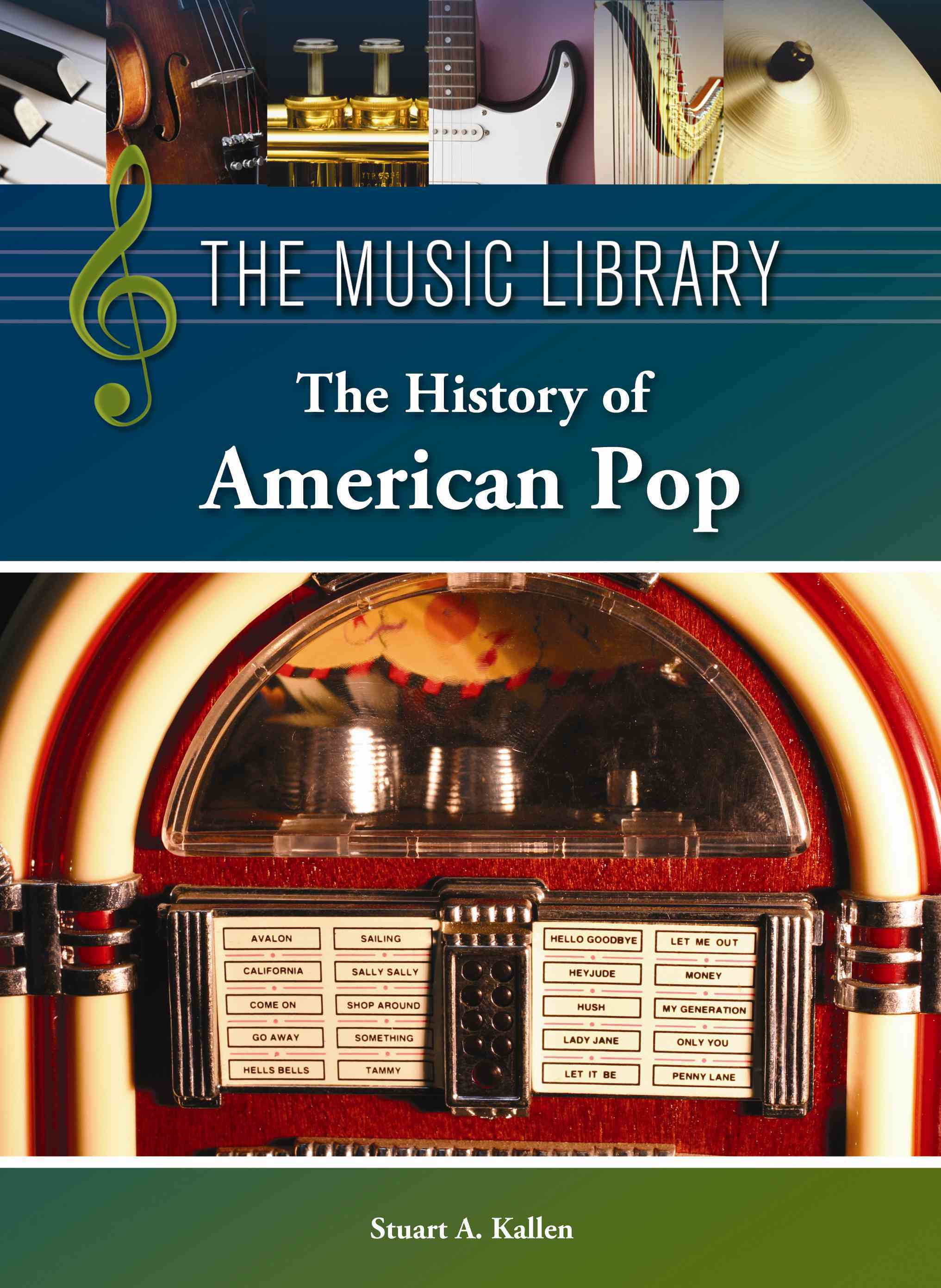 The History of American Pop By Edt (NA)